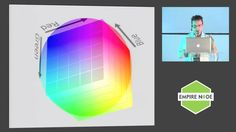 Gestural Color Spaces with Node (EmpireNode