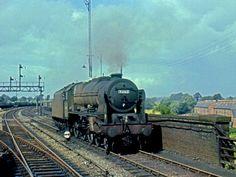 46165 The Ranger London Regiment) Steam Railway, Steamers, Steam Engine, Steam Locomotive, Train Tracks, Planes, Engineering, Advertising, British