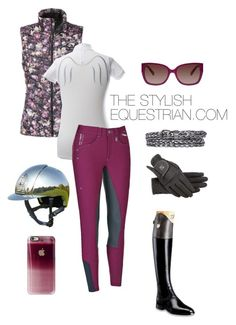 """""""Ramblin' Raspberry"""" by rachel-reunis on Polyvore featuring mode, The North Face, Allegri Milano, Comptoir Des Cotonniers, Casetify en Marc by Marc Jacobs"""