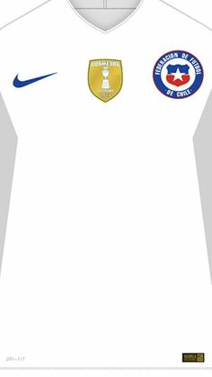 Chile 16-17 kit away