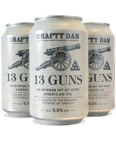 Thwaites 13 Guns American IPA beer