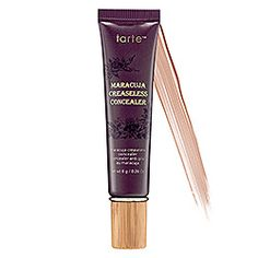 Tarte - Maracuja Creaseless Concealer this stuff is amazing! expensive, but the teeniest amount just melts into my dark circles and stays all day. my whole face looks brighter and more awake. love it!