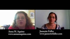 Real Solutions with Anna M. Aquino Interviews Author Jannette Fuller