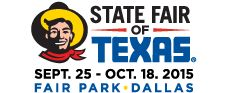 2015 State Fair of Texas schedules