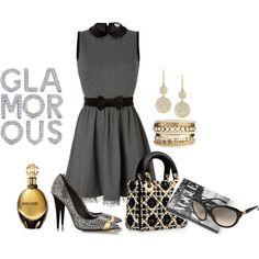 "IPPOLITA   -""Glamourous"" by dyanjoy on Polyvore"