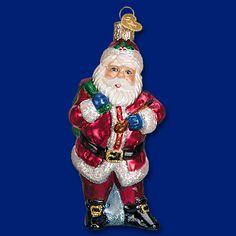 Old World Christmas® Jolly Old Elf Ornament