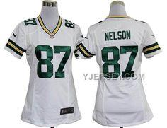http://www.yjersey.com/online-nike-packers-87-nelson-white-game-women-jerseys.html Only$36.00 ONLINE #NIKE PACKERS 87 NELSON WHITE GAME WOMEN JERSEYS Free Shipping!