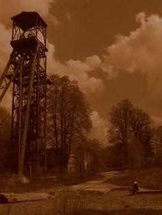mine in Banská Stiavnica