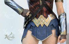 Wonder Woman skirt