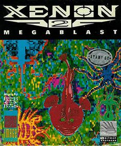 Xenon 2: Megablast - The Bitmap Brothers - Atari ST - 1989