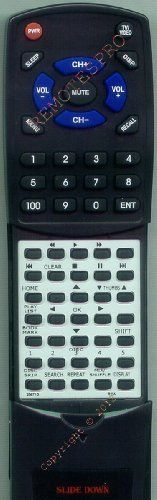 RCA Replacement Remote Control for 256713, RP8078 by Redi-Remote. $36.95. This is a custom built replacement remote made by Redi Remote for the RCA remote control number 256713. *This is NOT an original  remote control. It is a custom replacement remote made by Redi-Remote*  This remote control is specifically designed to be compatible with the following models of RCA units:   256713, RP8078  *If you have any concerns with the remote after purchase, please cont...