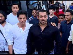 WATCH Salman Khan & Shahrukh Khan on the sets of Bigg Boss 9 - BEHIND THE SCENES. See the full video at : https://youtu.be/lwTNDfcdPvI #salmankhan #shahrukhkhan #biggboss9