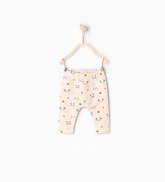 Little face leggings-TROUSERS-MINI | 0-12 months-KIDS | ZARA United States