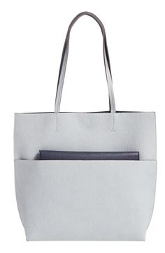 Street Level Reversible Pocket Tote available at #Nordstrom