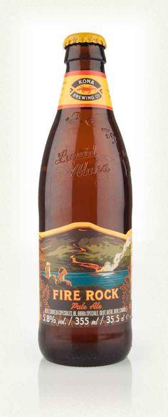 Kona Brewing - Fire Rock Pale Ale