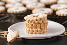 Swedish Rye Cut-Out Cookies - A classic cut-out cookie that's ...
