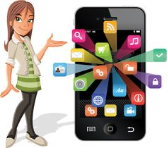 We develope a feature rich app for your business that is both flexible and scalable. #android #ios #hybrid #app