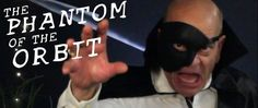 """WATCH: Picardo Re-programmed as """"Phantom of the Orbit""""   Attention Star Trek Holo-weeners!  See me re-programmed as """"The Phantom of the Orbit"""" in this spooky holiday episode of The Planetary Post. Also enjoy a special guest visit from Dr. Konstantin Batygin one of the members of the team that theorized a big ninth planet... way out beyond Neptune!  Tantalized by all things Trans-Neptunian? Enjoy the extended version of my interview with Dr. Konstantin Batygin here:  Learn more about The…"""