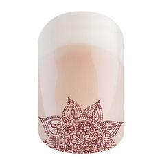Negative Space Nails are one of the hottest nail trends!  Jamberry's clear wraps make it easy to achieve this trendy look!  #BerryVIPs #NegativeSpaceNails