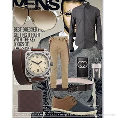 New style for SPRING 2012 | Men's Outfit | ASOS Fashion Finder