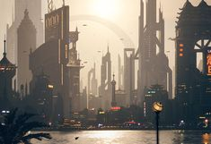 Every Picture Tells A Story: Shanghai Imagined in the year 2114 – Content Catnip