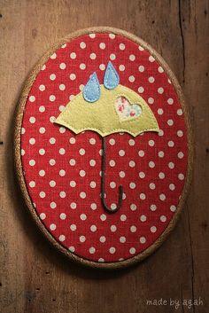 Rain Wall Deco, via Flickr.