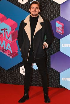 The Best Dressed Men Of The Week: Julian Jordan at the MTV EMAs 2016, Rotterdam. #bestdressedmen #julianjordan