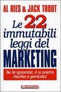 Le 22 immutabili leggi del marketing, libro Al Ries Jack Trout E Design, Business Marketing, Books Online, Leadership, Lettering, Amazon, Trout, Kindle, Budget