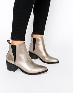 ASOS RISKED IT Chelsea Boots