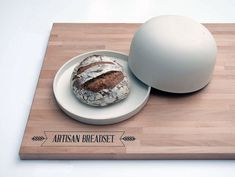 Artisan Bread Set by Niels Datema