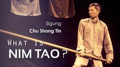 The Nature of 'Nim Tao' | Chu Shong Tin Wing Chun - YouTube