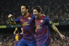 """Fabregas : """"Ce n'est pas Messi qui décide"""" - http://www.actusports.fr/106576/fabregas-ce-nest-pas-messi-decide/"""