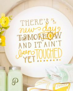 """""""there's a new day tomorrow and it ain't been touched yet"""" #quotes #inspiration #wisdom"""