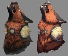 "grypwolf:Making ""realistic"" fur vs making ""cartoonish"" fur Cartoon Wolf, Painting Fur, Digital Texture, Game Concept Art, Fairytale Art, Anime Wolf, Digital Art Tutorial, Art Background, Furry Art"