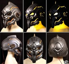 Halo 4 Didact Helmet Sculpt.   Follow us! - http://starshipseraphm.blogspot.com/p/home.html