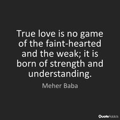 not for the faint hearted. Naive, True Love, Real Love