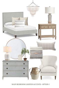 Home Decor Bedroom, Bedroom Furniture, Dear Lillie, Interior Minimalista, Piece A Vivre, Guest Bedrooms, Master Bedroom, Home Decor Inspiration, Decor Ideas