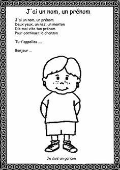 """Résultat de recherche d'images pour """"les prenoms en maternelle"""""""