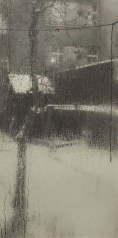 Josef Sudek, from the Window of My Atelier series, 1940-1945 #photography