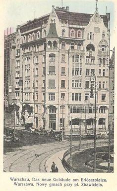 Kamienica Jasieńczyka-Jabłońskiego (nazywana kamienicą Metodystów) wzniesiona w 1910 na działce u wylotu ulicy Mokotowskiej na plac Zbawiciela.. W chwili ukończenia była nie tylko jednym z najnowocześniejszych, ale także najwyższym budynkiem mieszkalnym w Warszawie (38 m