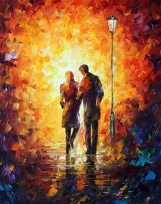 Come Together - Leonid Afremov