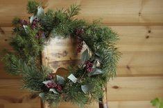 Christmas Wreaths, Holiday Decor, Diy, Home Decor, Decoration Home, Bricolage, Room Decor, Diys, Handyman Projects