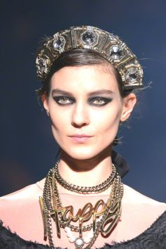 Lanvin 2013- Unique Jewelry
