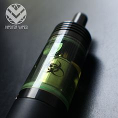 Kayfun Undead with custom top cap. Only from Vipster Vapes. #kayfun #kayfunundead #vapers #vapelife