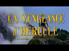 La venganza de Hércules (1960) Película en Español - YouTube