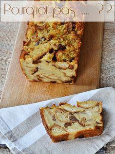 Pourquoi pas .... ??: Pudding de pain sec