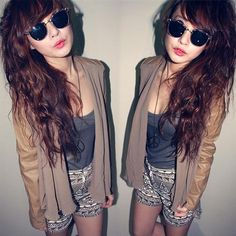 Getting Hipster Hair Colors: Hipster Hair Colour ~ frauenfrisur.com Female Hipster Style Inspiration