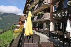 Caprice Hotel, Wengen