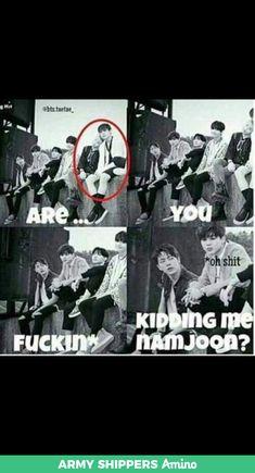 OooOOOooo you made Jin jealous namjoon,you done screwed up