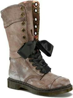 I'd kill for a pair of Doc Martins.